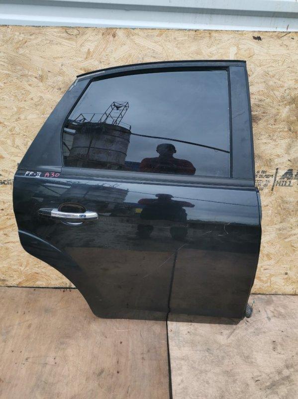 Дверь Ford Focus 2 CB4 QQDB 2010 задняя правая (б/у)