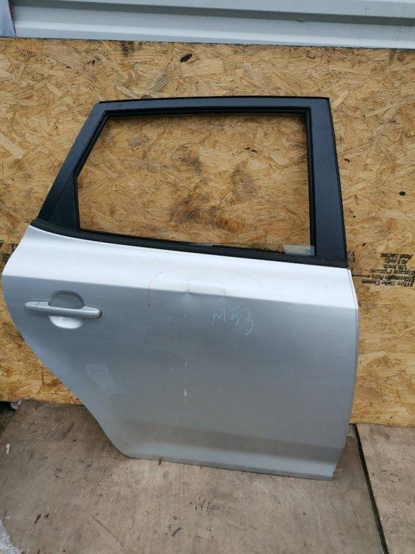 Дверь Kia Ceed ED G4FC 2008 задняя правая (б/у)