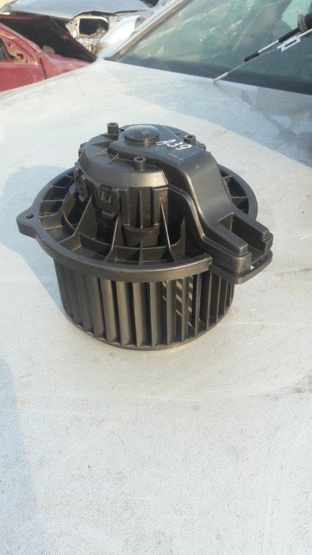 Мотор печки Hyundai Solaris G4FC 2016 (б/у)