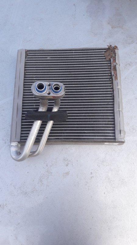 Радиатор кондиционера салонный Hyundai Solaris G4FC 2016 (б/у)
