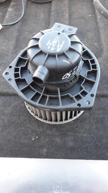 Мотор печки Chevrolet Aveo T250 F14D4 2010 (б/у)