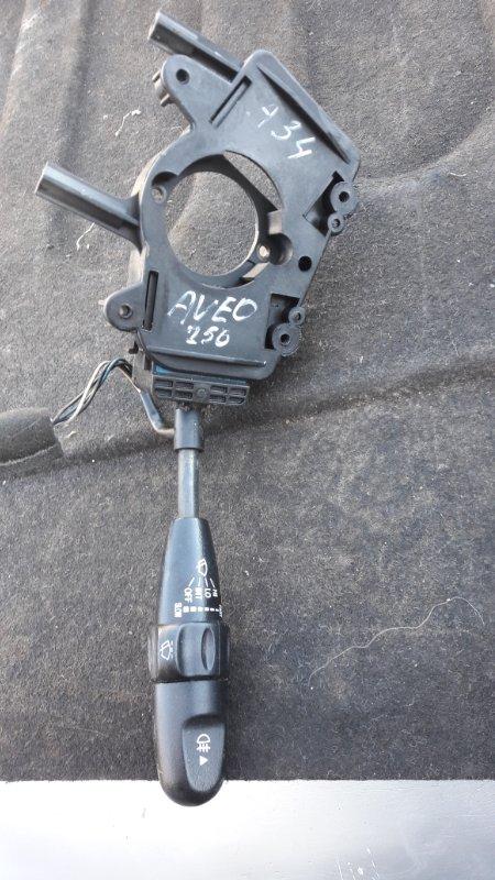 Подрулевой переключатель Chevrolet Aveo T250 F14D4 2010 (б/у)