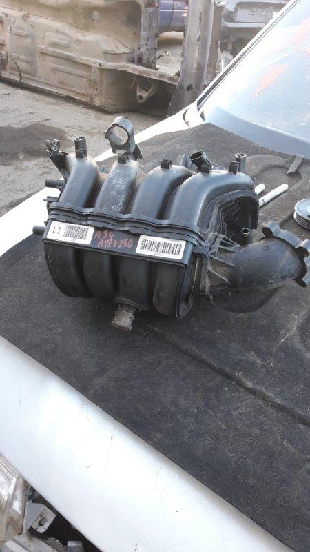 Коллектор впускной Chevrolet Aveo T250 F14D4 2010 (б/у)