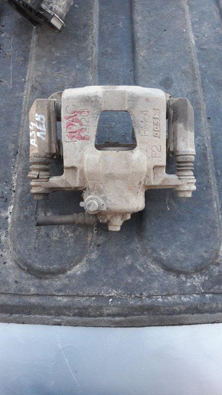 Суппорт Chevrolet Aveo T250 F14D4 2010 передний левый (б/у)