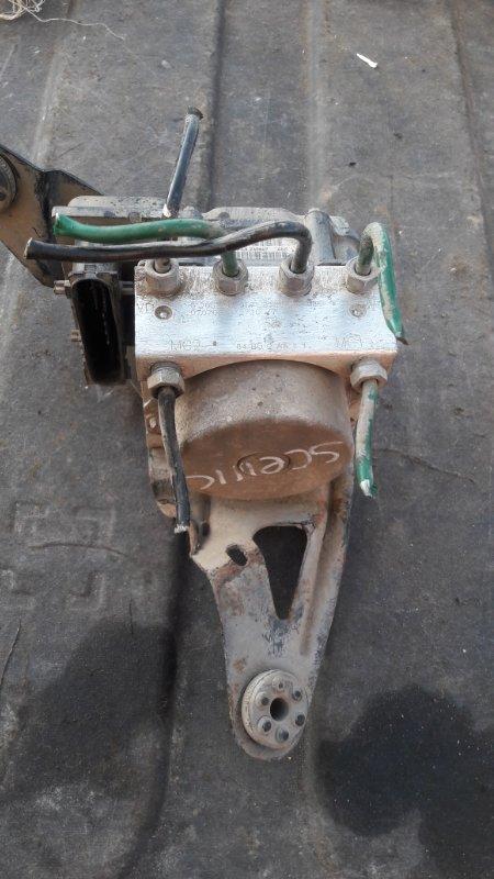 Блок abs Renault Scenic K4M 812 2008 (б/у)