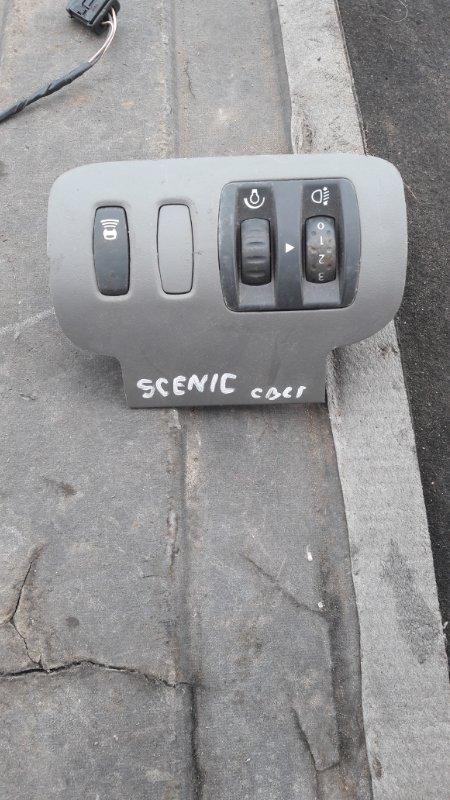 Блок управления светом Renault Scenic K4M 812 2008 (б/у)