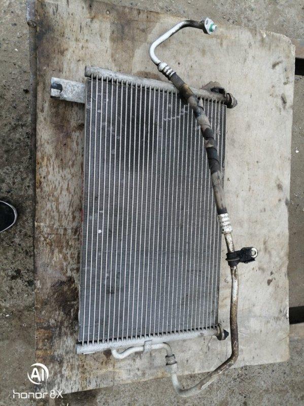 Радиатор кондиционера Daewoo Matiz B10S1 2008 (б/у)