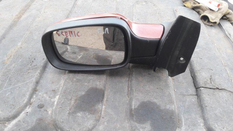 Зеркало Renault Scenic K4M 812 2008 переднее левое (б/у)