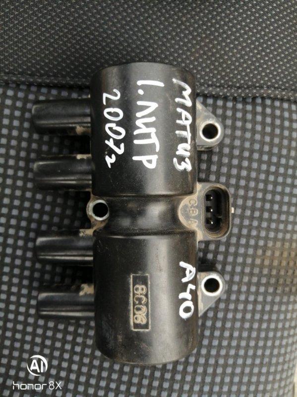 Катушка зажигания Daewoo Matiz B10S1 2008 (б/у)