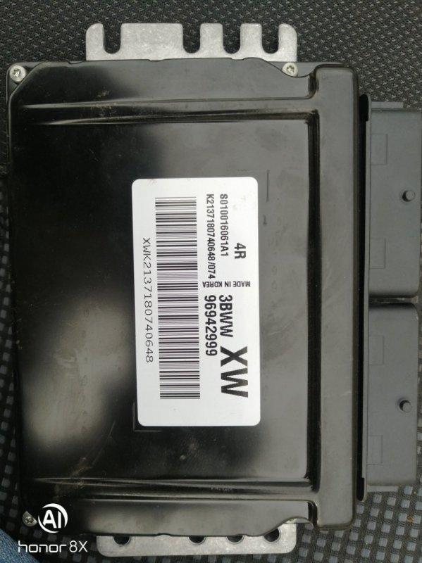 Эбу двс Daewoo Matiz B10S1 2008 (б/у)