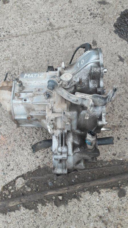 Мкпп Daewoo Matiz B10S1 2008 (б/у)