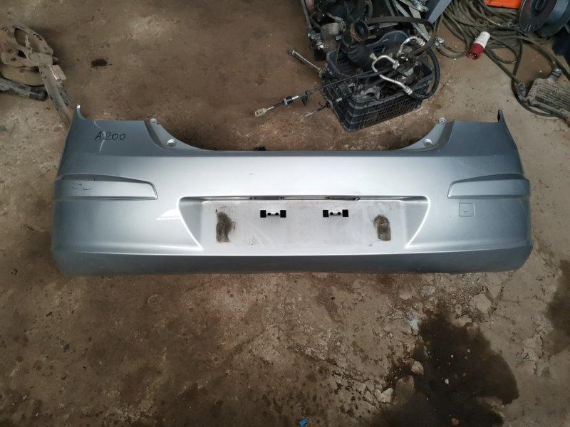 Бампер Hyundai I30 G4FC 2010 задний (б/у)