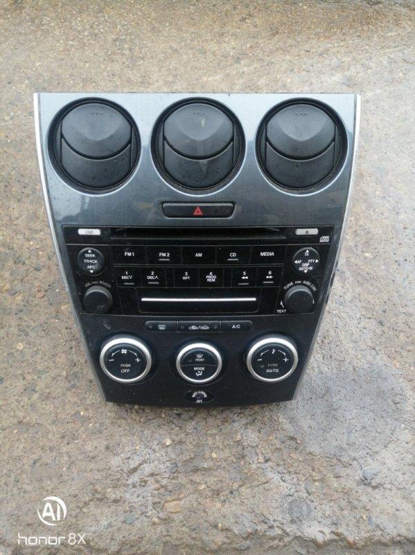 Магнитола Mazda 6 GG LF 2006 (б/у)
