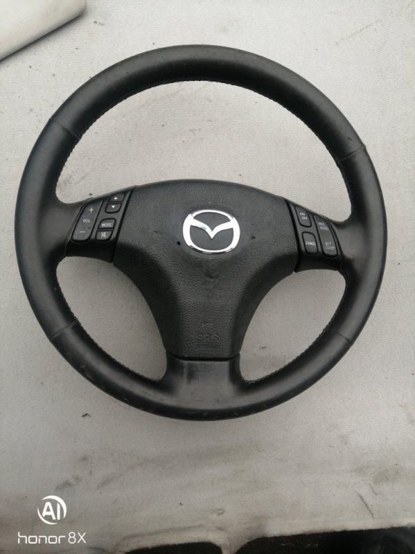 Руль Mazda 6 GG LF 2006 (б/у)