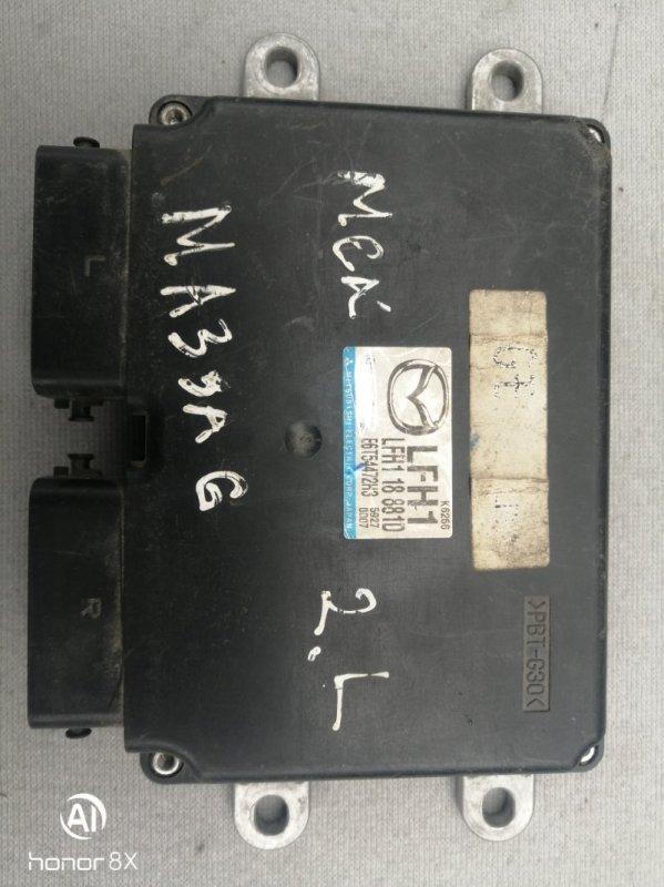 Эбу двс Mazda 6 GG LF 2006 (б/у)