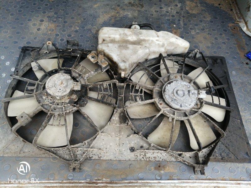 Вентилятор радиатора Mazda 6 GG LF 2006 (б/у)