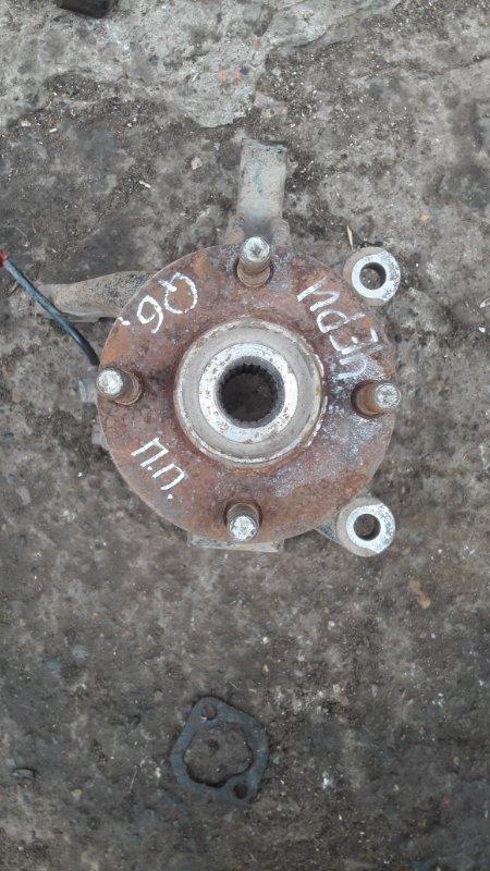 Кулак поворотный Chery Qq6 SQR473F 2008 передний правый (б/у)