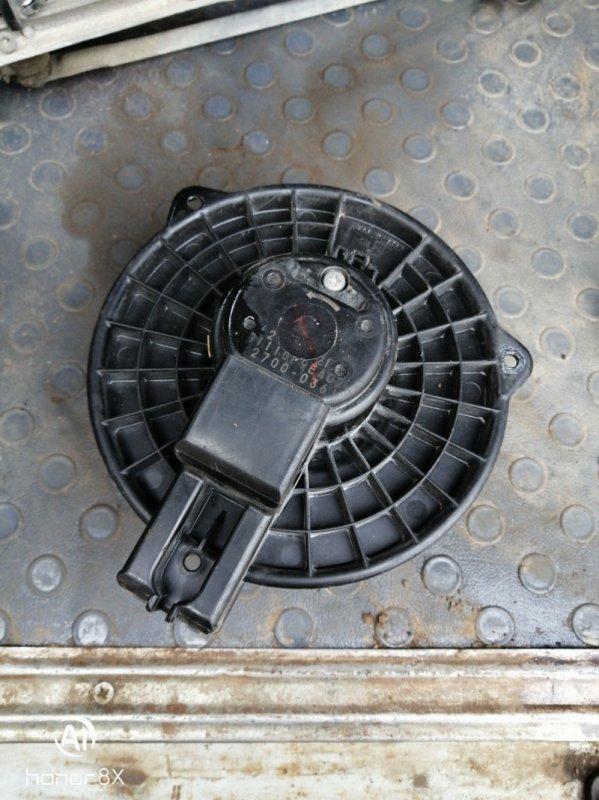 Мотор печки Mazda 6 GG LF 2006 (б/у)