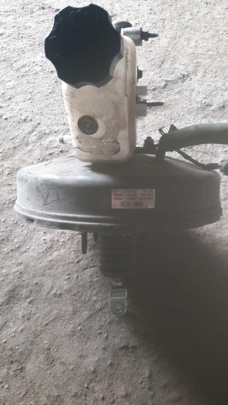 Вакуумный усилитель Kia Ceed ED G4FC 2008 (б/у)