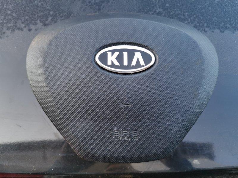 Подушка безопасности в руль Kia Ceed ED G4FC 2008 (б/у)