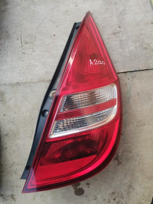 Фонарь Hyundai I30 G4FC 2010 (б/у)