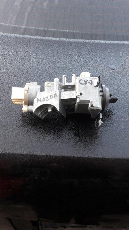 Замок зажигания Mazda Cx-7 L3-VDT 2008 (б/у)