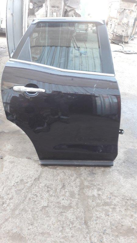 Дверь Mazda Cx-7 L3-VDT 2008 задняя правая (б/у)