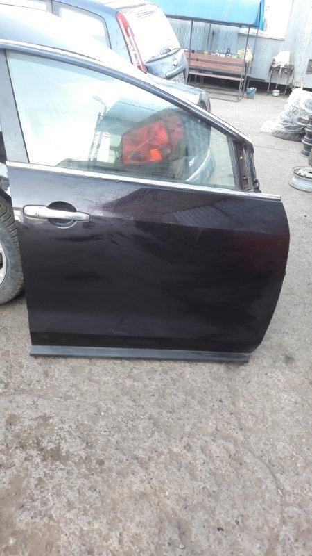 Дверь Mazda Cx-7 L3-VDT 2008 передняя правая (б/у)