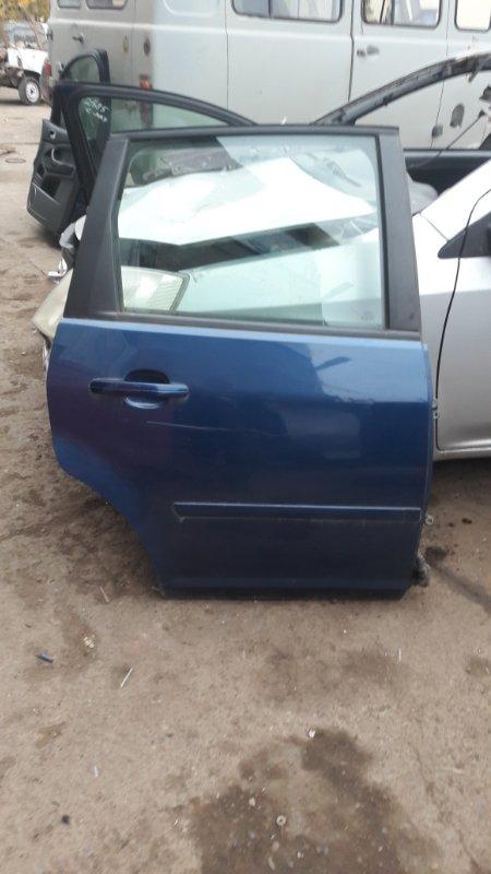 Дверь Ford C-Max AODA 2008 задняя правая (б/у)