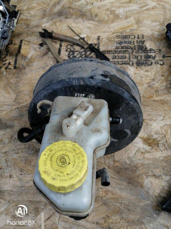 Вакуумный усилитель Skoda Fabia 2 BZG236599 2009 (б/у)
