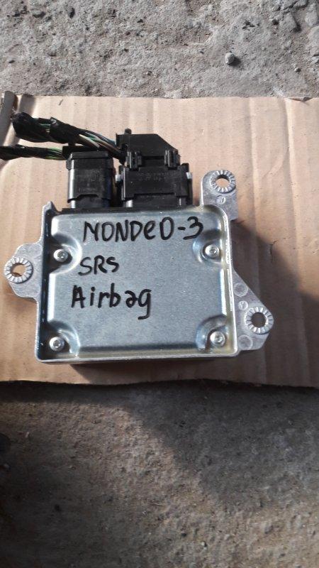 Блок управления аирбаг Ford Mondeo 3 B5Y CJBA 2005 (б/у)