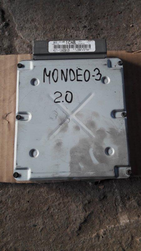 Эбу двс Ford Mondeo 3 B5Y CJBA 2005 (б/у)