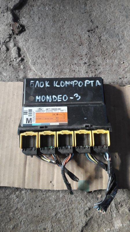 Блок комфорта Ford Mondeo 3 B5Y CJBA 2005 (б/у)