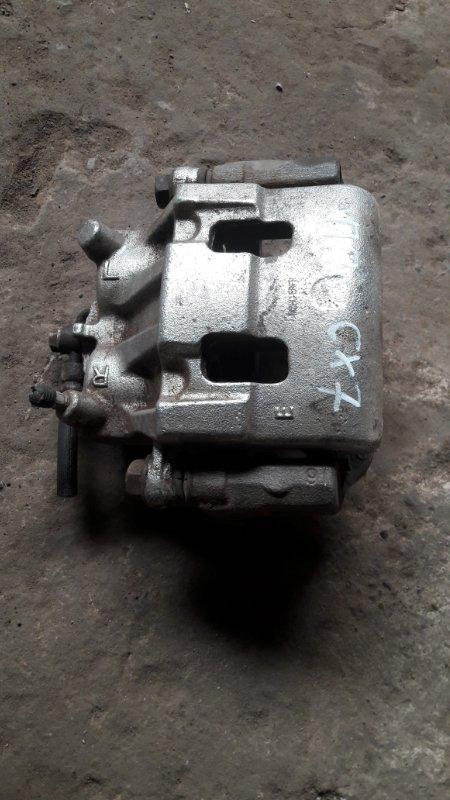 Суппорт Mazda Cx-7 L3-VDT 2008 передний правый (б/у)