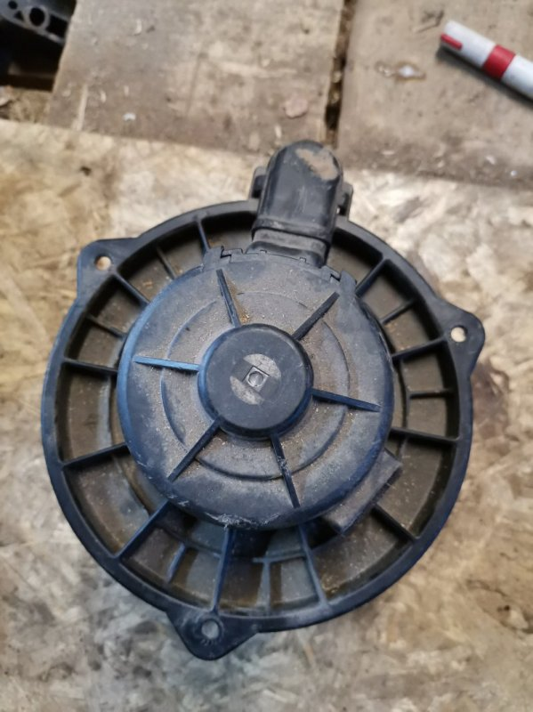 Мотор печки Kia Picanto G4HE 2008 (б/у)
