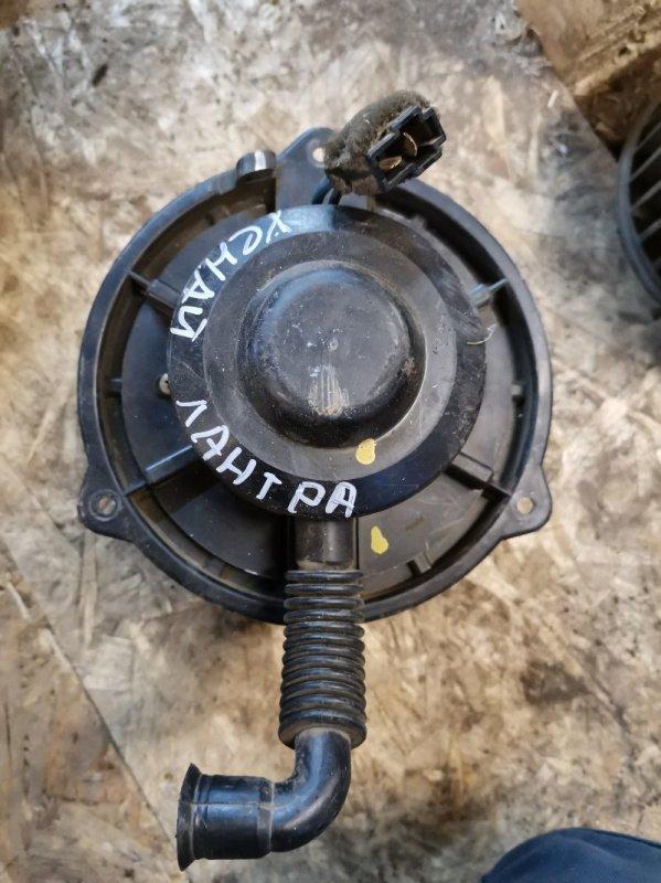 Мотор печки Hyundai Lantra G4DJ 1995 (б/у)
