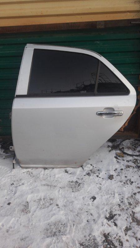 Дверь Geely Mk MR479QA 2012 задняя левая (б/у)