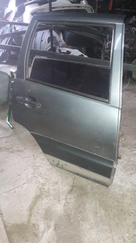 Дверь Chevrolet Niva 2123 0120395 2007 задняя правая (б/у)