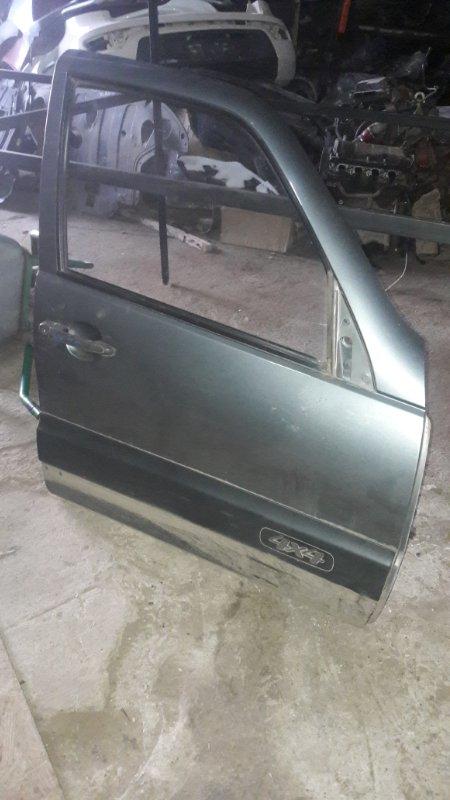 Дверь Chevrolet Niva 2123 0120395 2007 передняя правая (б/у)