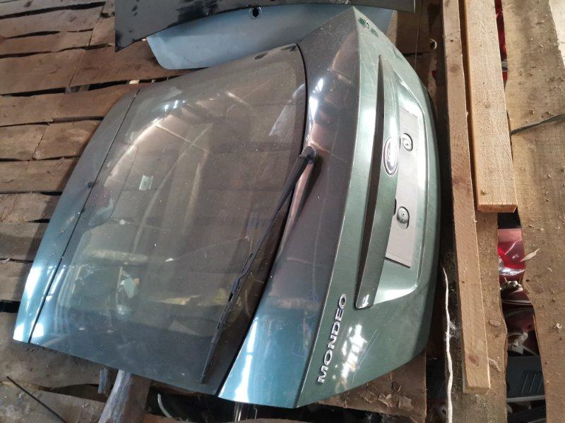 Дверь багажника Ford Mondeo 3 B5Y CJBA 2005 (б/у)