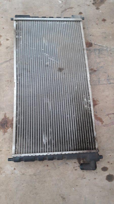 Радиатор двс Chery Bonus A13 SQR477F 2013 (б/у)