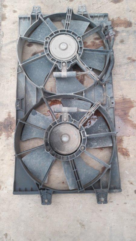 Вентилятор радиатора Chery Bonus A13 SQR477F 2013 (б/у)