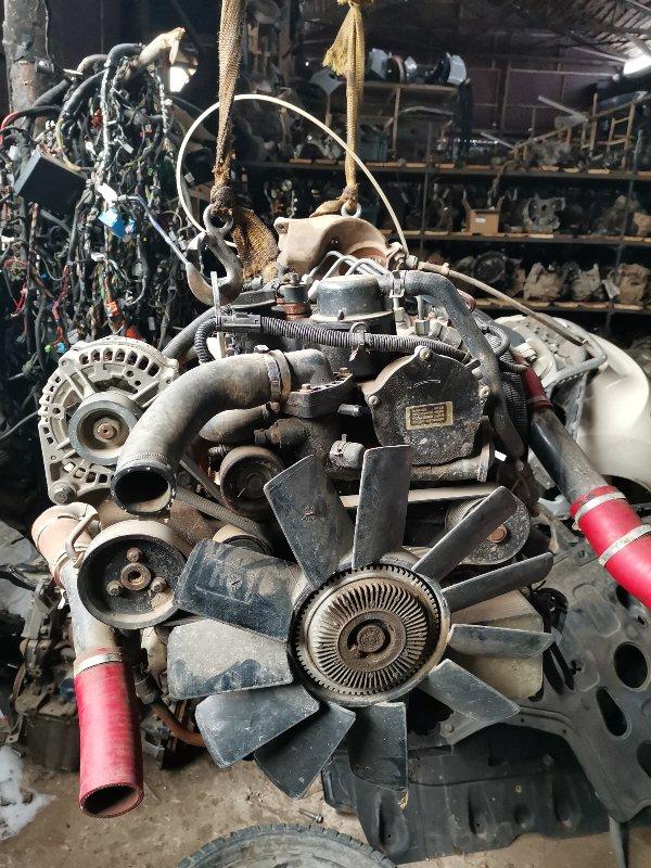 Двигатель Газель 3302 CUMMINS 2015 (б/у)