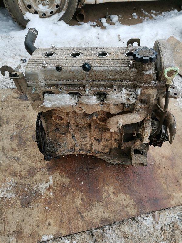 Двигатель Geely Mk MR479QA 2012 (б/у)