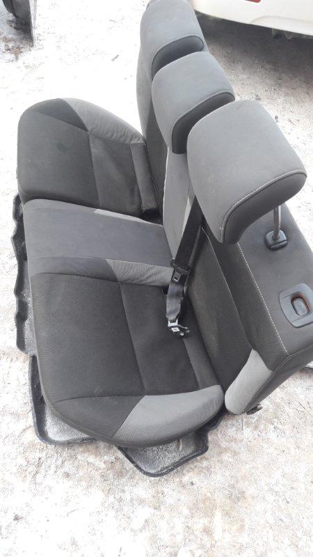 Сиденье Ford Focus 3 XTDA 2012 заднее (б/у)