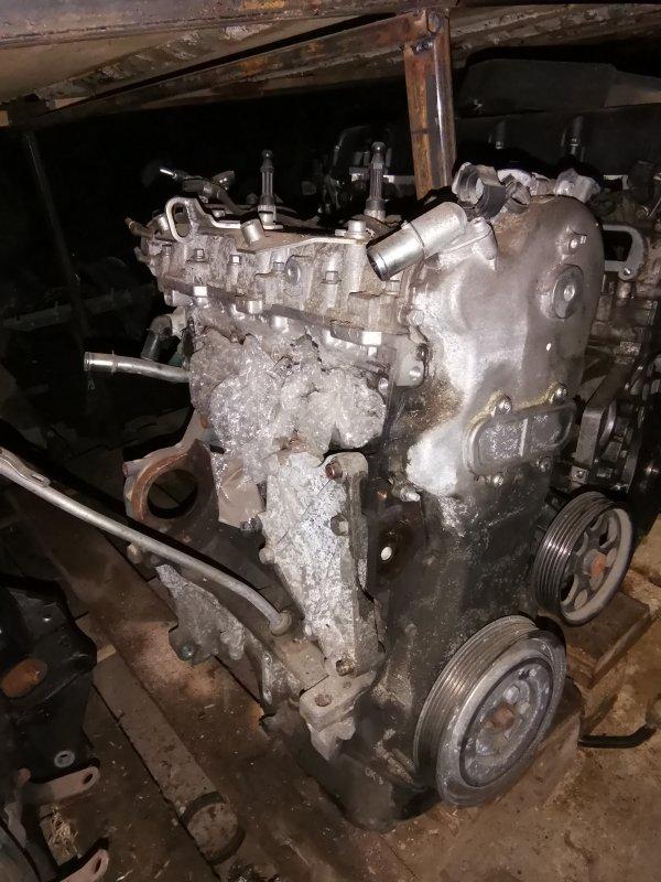 Двигатель Opel Astra L35 Z13DTH 2008 (б/у)