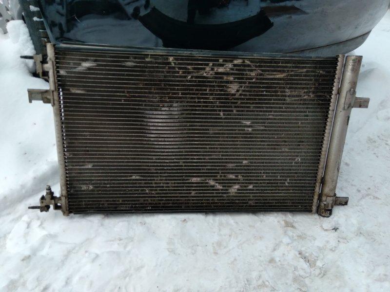 Радиатор кондиционера Chevrolet Cruze J300 Z18XER 2014 (б/у)
