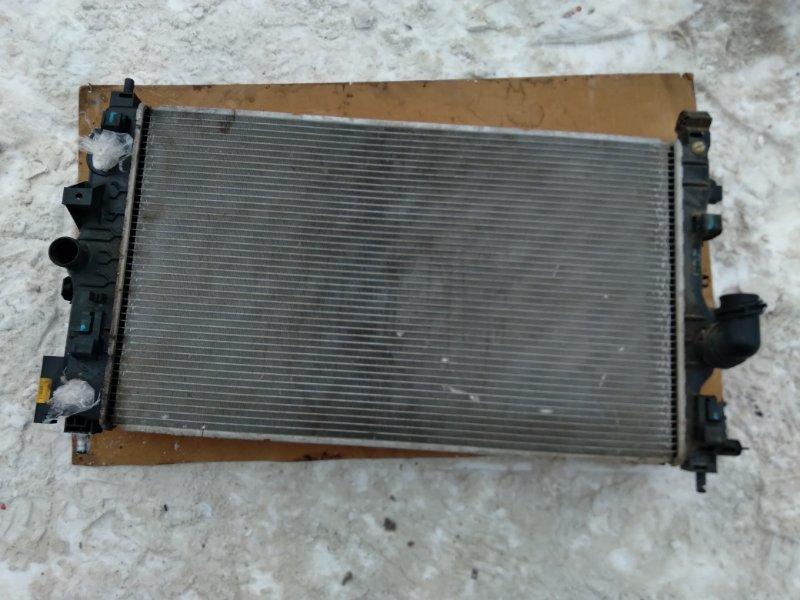 Радиатор двс Chevrolet Cruze J300 Z18XER 2014 (б/у)