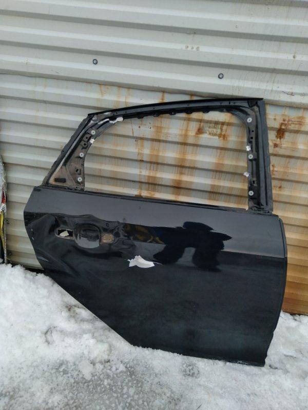 Дверь Ford Focus 3 XTDA 2012 задняя правая (б/у)