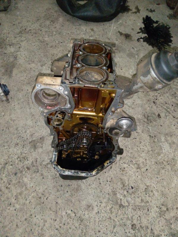 Блок двигателя Skoda Fabia 1 BME 2008 (б/у)